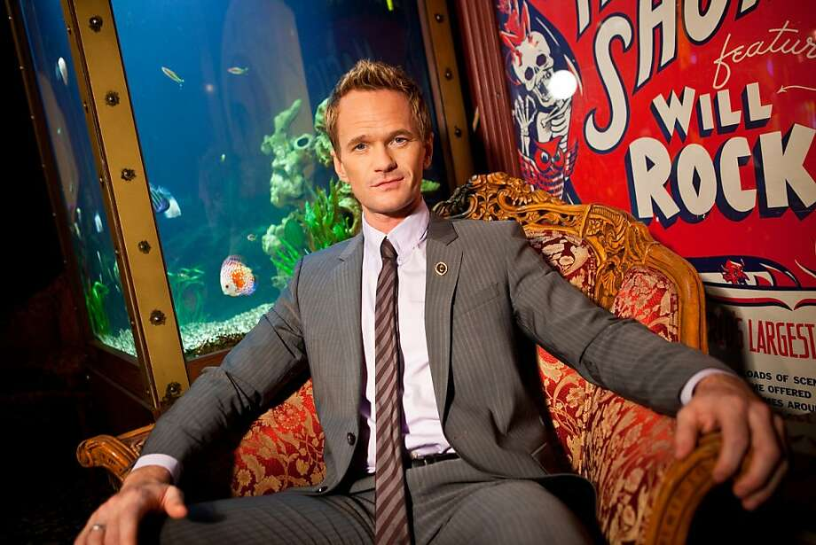 Neil Patrick Harris will host the Emmys for the second time on Sunday night and is the show's producer. The actor is also an accomplished magician. Photo: Zach Cordner, Associated Press