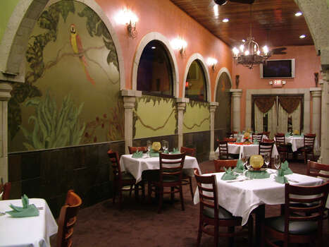 The private party room at Perico's Mexican Cuisine on Bandera Road www.pericosgrill.com Photo: COURTESY PHOTO