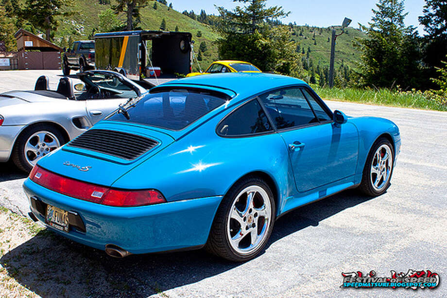 Photo: Greg Myers, FlickrRead why Top Gear picked this car.