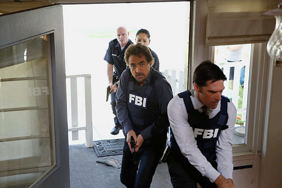 Criminal Minds: Returns Sept. 25  8 p.m., CBS Photo: Cliff Lipson, ©2013 CBS Broadcasting, Inc. All Rights Reserved. / ©2013 CBS Broadcasting, Inc. All Rights Reserved.