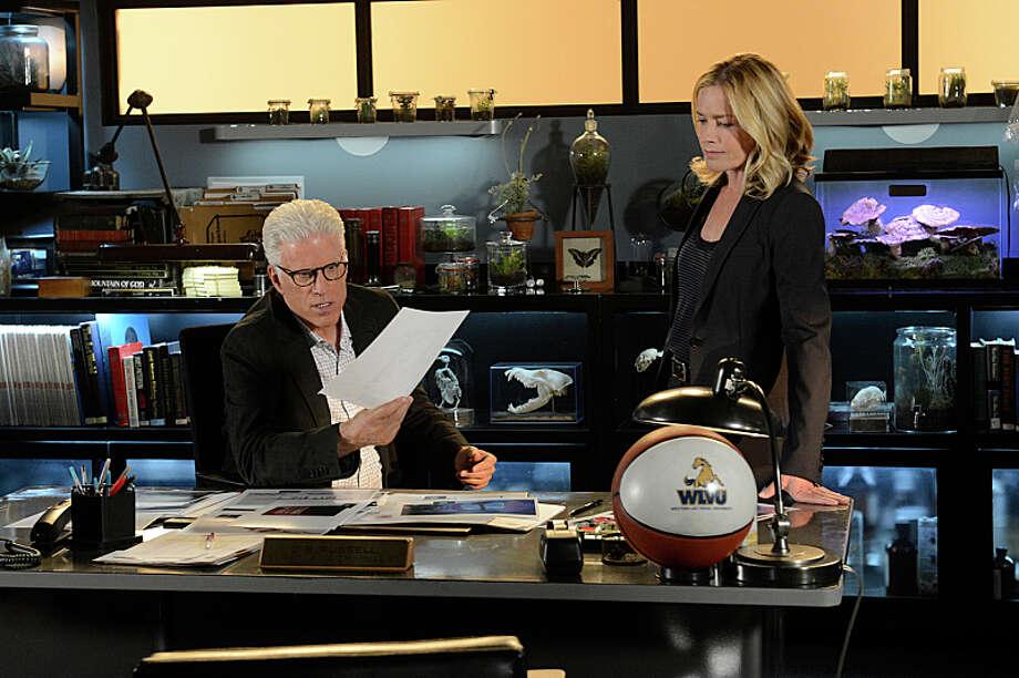 CSI: Returns Sept. 25  9 p.m., CBS Photo: Neil Jacobs, ©2013 CBS Broadcasting, Inc. All Rights Reserved. / Ã?©2013 CBS Broadcasting, Inc. All Rights Reserved.