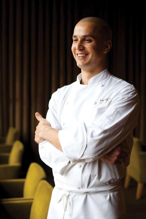 Americano chef Kory Stewart Photo: Americano, -