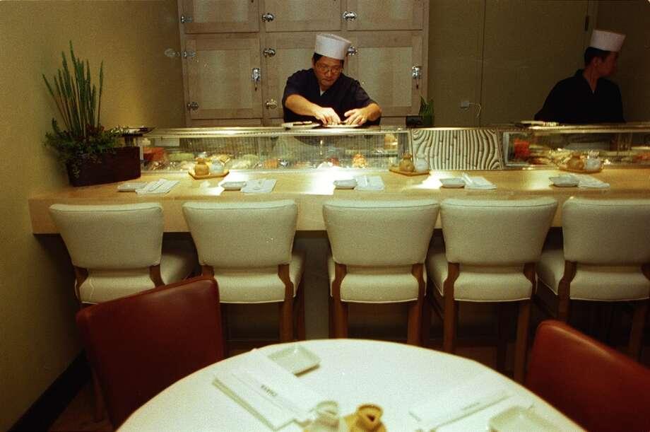 Chaya Brasserie upon opening. Photo: Lea Suzuki, The Chronicle