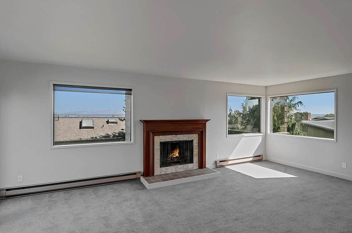 Living room of 2815 S Dawson St. It's listed for $434,000.