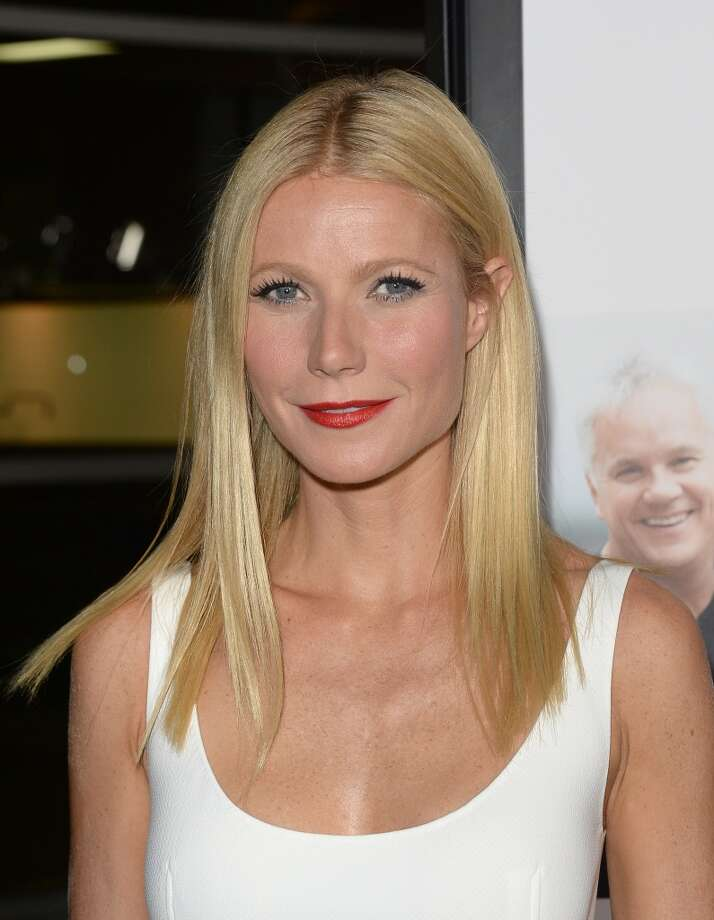 Actress Gwyneth Paltrow attends the premiere of Roadside Attractions' 'Thanks For Sharing' at ArcLight Cinemas on September 16, 2013 in Hollywood, California.  (Photo by Jason Merritt/Getty Images) Photo: Jason Merritt, Getty Images