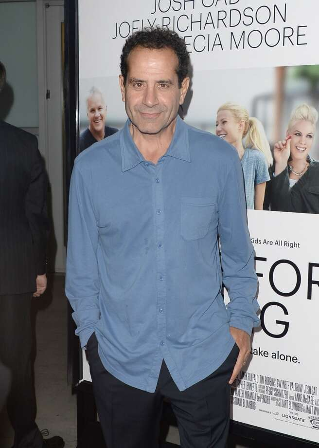 "Actor Tony Shalhoub attends the premiere of Roadside Attractions' ""Thanks For Sharing"" at ArcLight Cinemas on September 16, 2013 in Hollywood, California.  (Photo by Jason Merritt/Getty Images) Photo: Jason Merritt, Getty Images"