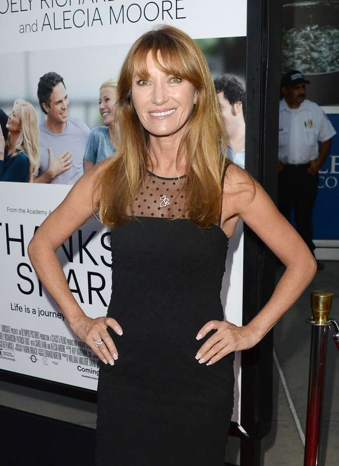 "Actress Jane Seymour attends the premiere of Roadside Attractions' ""Thanks For Sharing"" at ArcLight Cinemas on September 16, 2013 in Hollywood, California.  (Photo by Jason Merritt/Getty Images) Photo: Jason Merritt, Getty Images"