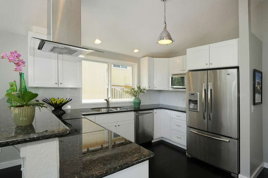 Kitchen of 7954 39th Ave. S. It's listed for $399,000. Photo: Courtesy Anne Marie Peterson, Windermere Real Estate