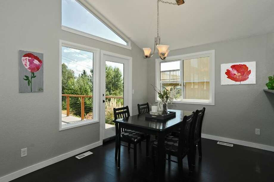 Dining room of 7954 39th Ave. S. It's listed for $399,000. Photo: Courtesy Anne Marie Peterson, Windermere Real Estate