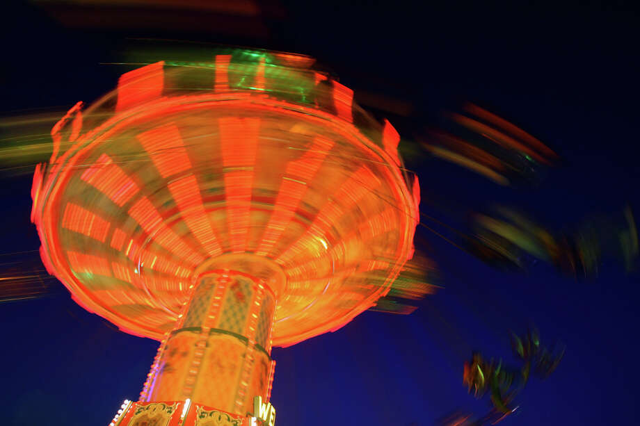 A merry-go-round is pictured on Sept. 20 2009 in Munich, Germany. Photo: Miguel Villagran, Getty Images / 2009 Getty Images