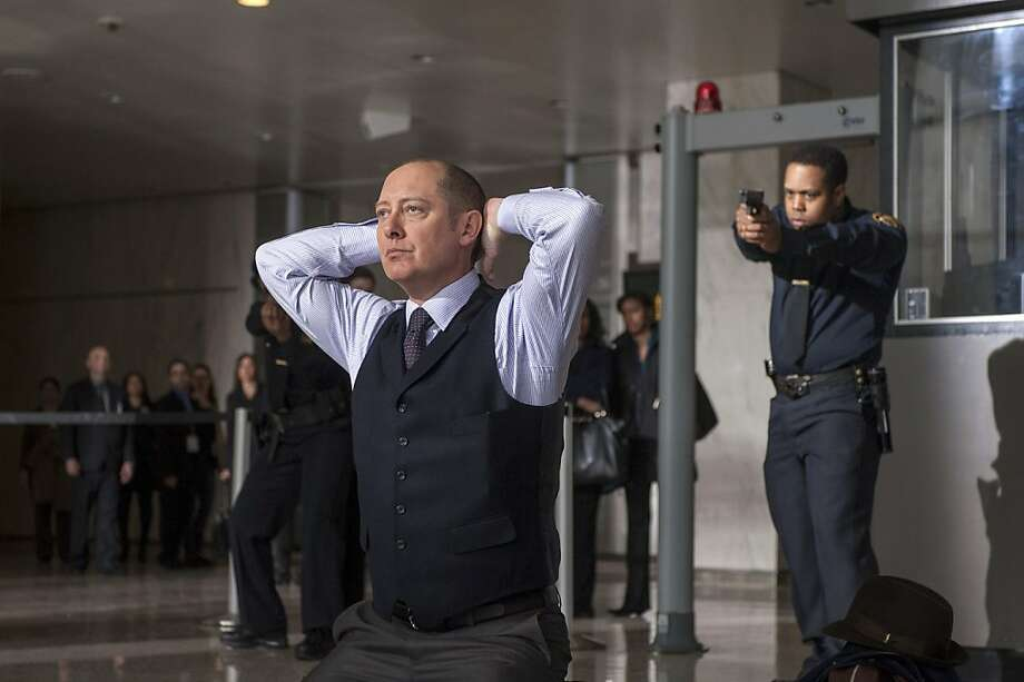 "James Spader is Raymond Reddington, a criminal who offers his assistance to a rookie FBI profiler on ""The Blacklist."" Photo: David Giesbrecht, NBC"