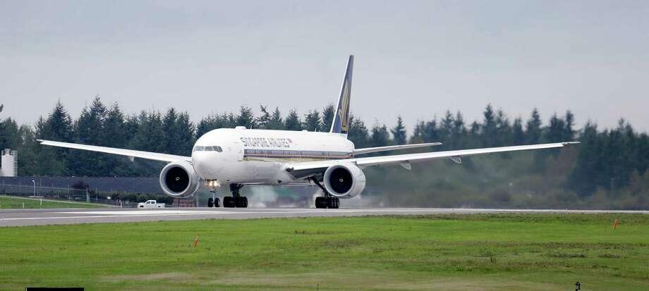 18. Singapore AirlinesHeadquarters: SingaporeSource: Fortune Magazine Photo: AP