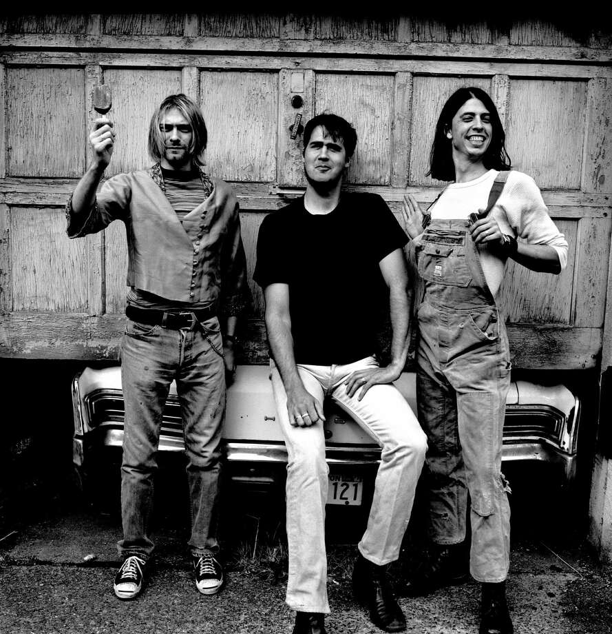 "Nirvana was a little known band when it released ""Nevermind."" When it's follow-up, ""In Utero,"" came out, the Seattle trio was a multiplatinum success. Photo: Anton Corbijn/courtesy"