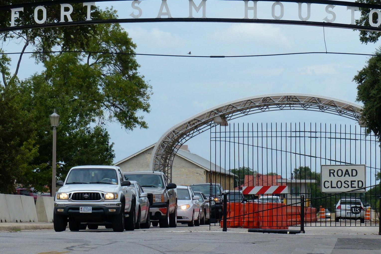 Feds Arrest Student At Fort Sam Houston Entrance After Finding