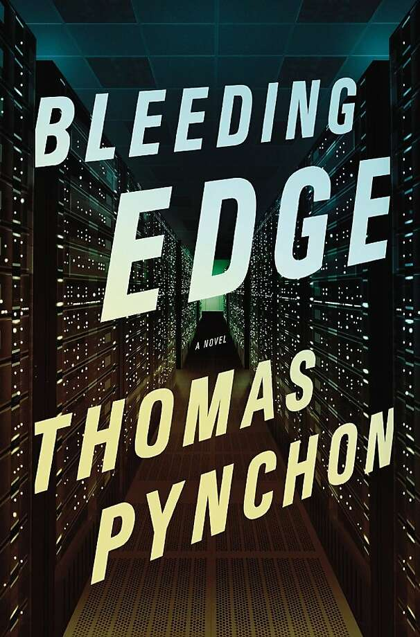 Bleeding Edge, by Thomas Pynchon Photo: Penguin Press