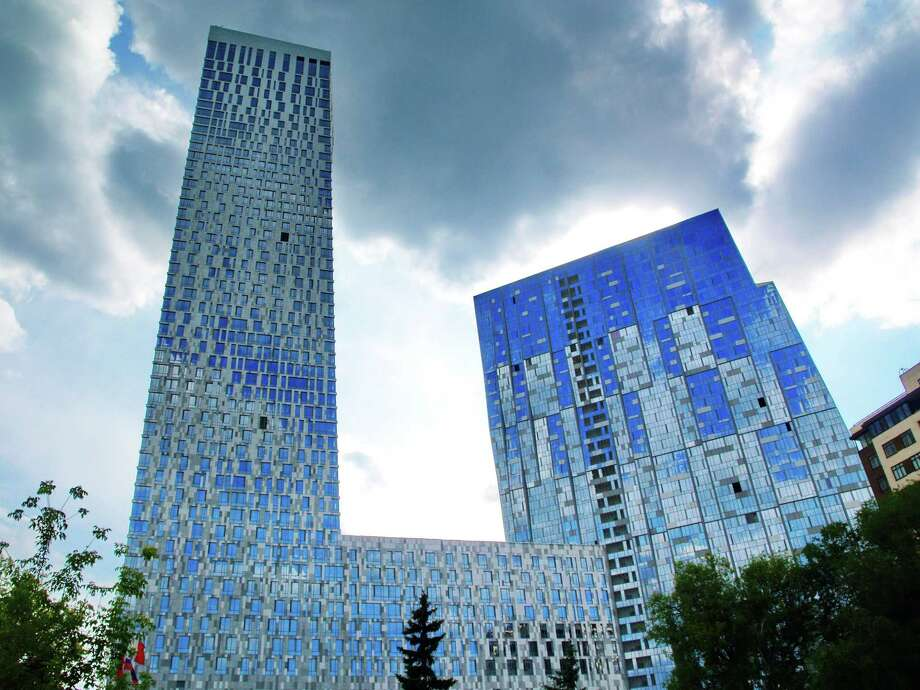 Fifth place: House on Mosfilmovskaya, in Moscow, by Sergey Skuratov Architects. Photo: Igor Butyrskii