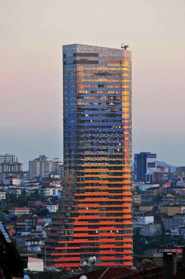 Seventh place: Varyap Meridian, Istambul, Turkey, by RMJM and Dome Architects. Photo: ATAKAN ESER