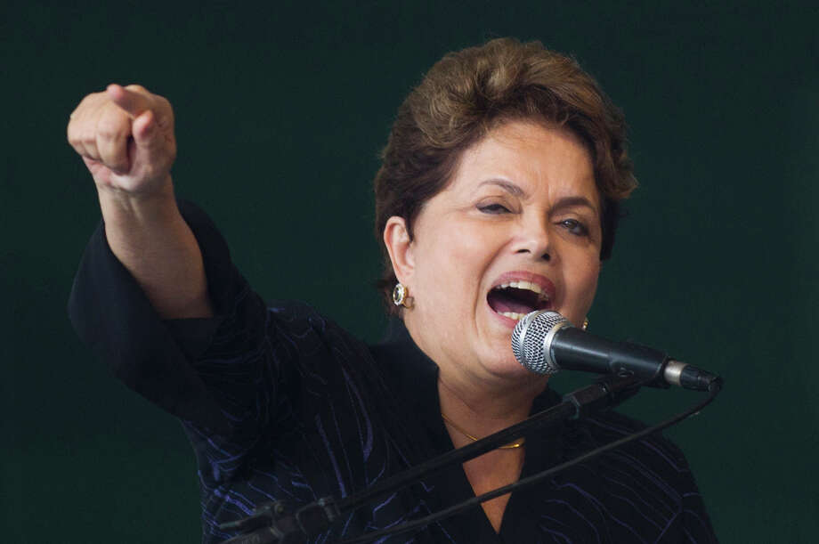 20. Dilma Rousseff, president of Brazil Photo: Felipe Dana, STR / AP
