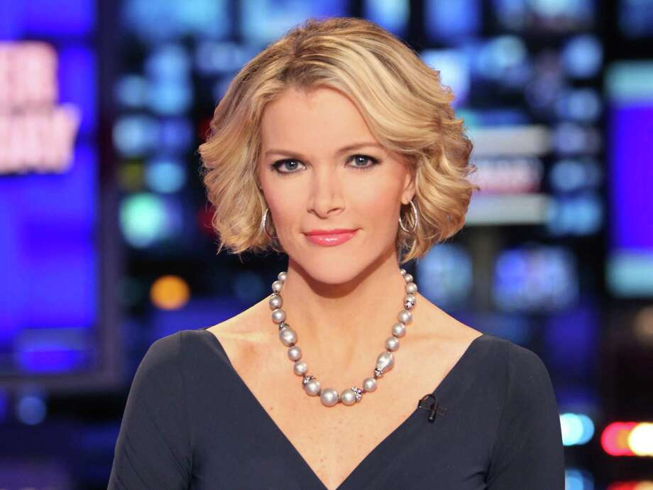 FILE - In this March 6, 2012 file photo provided by Fox News, Fox News anchor Megyn Kelly poses at the anchor desk at the Fox studios in New York. Fox News says that Megyn Kelly, its popular daytime TV host, will move into the network's prime-time lineup when she returns from maternity leave. Kelly announced this winter that she is expecting her third child sometime this summer. She's still on the air. (AP Photo/Fox News, Alex Kroke) Photo: Alex Kroke, HOEP / Fox News