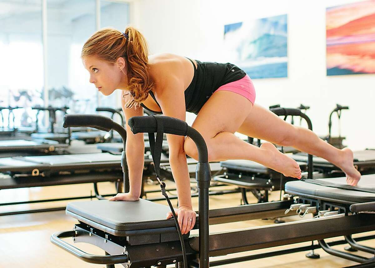 BodyROK, an energetic cardio and core-focused strength-training workout, promises to strengthen, tighten and tone. All the exercises are done using the Megaformer (which looks like a Pilates reformer on steroids and functions by upping the intensity of Pilates-inspired movements).