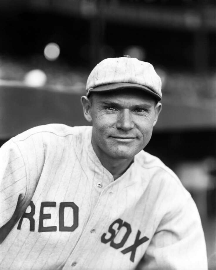 Boston Red Sox  1925: 47-105 1926: 46-107 1927: 51-103 Photo: Sporting News And Rogers Photo Archive, Getty Images