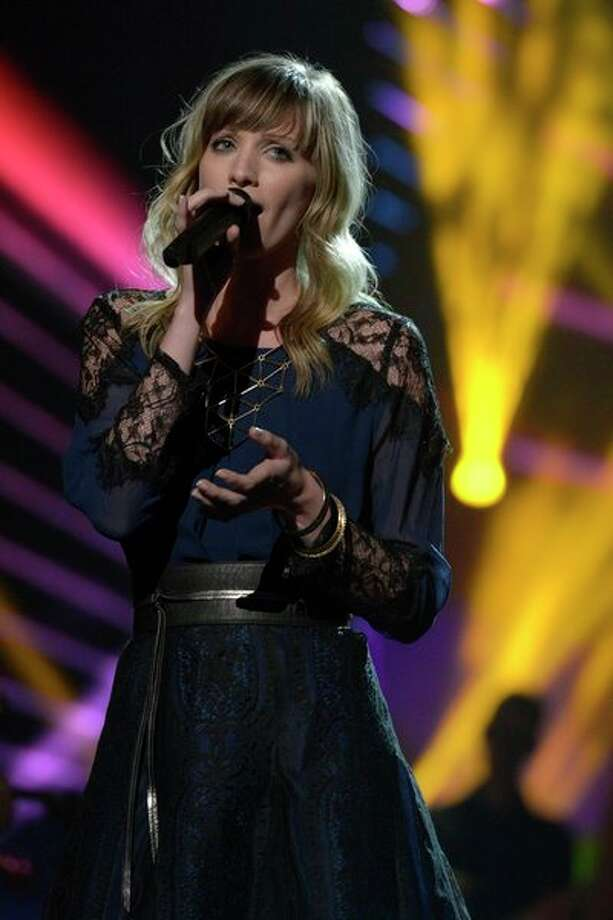 AMERICA'S GOT TALENT -- Episode 826 -- Pictured: Cami Bradley -- (Photo by: Virginia Sherwood/NBC) Photo: NBC, Virginia Sherwood/NBC / 2013 NBCUniversal Media, LLC.