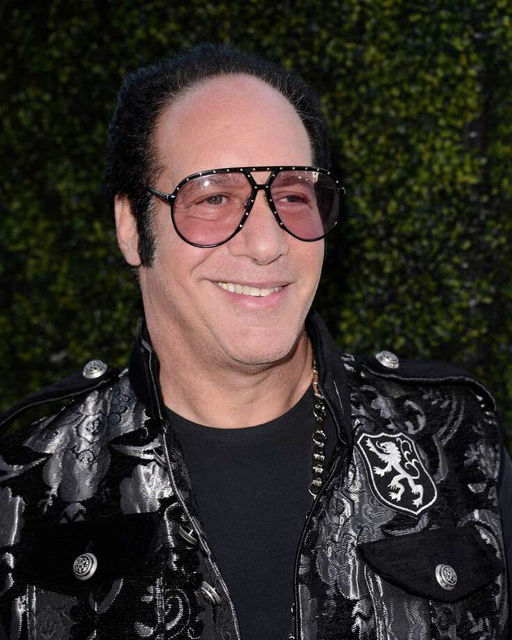 "Actor and comedian Andrew Dice Clay arrives at the LA Premiere of ""Blue Jasmine"" at the Academy of Motion Pictures Arts and Sciences on Wednesday, July 24, 2013 in Los Angeles. (Photo by Dan Steinberg/Invision/AP) ORG XMIT: CADS105 Photo: Dan Steinberg / Invision"