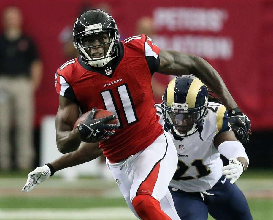 8. Falcons (1-1)