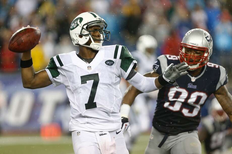 23. Jets (1-1) Last week: 22The Jets entertain the Bills in an AFC East game that will feature talented rookie quarterbacks in Geno Smith and EJ Manual. Photo: Jim Rogash, Getty Images