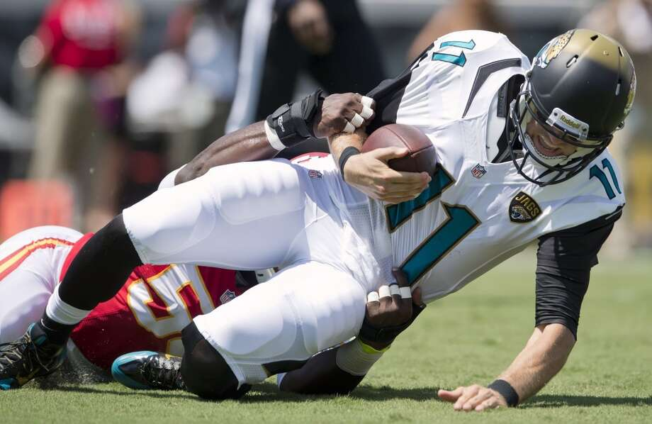 32. Jaguars (0-2)