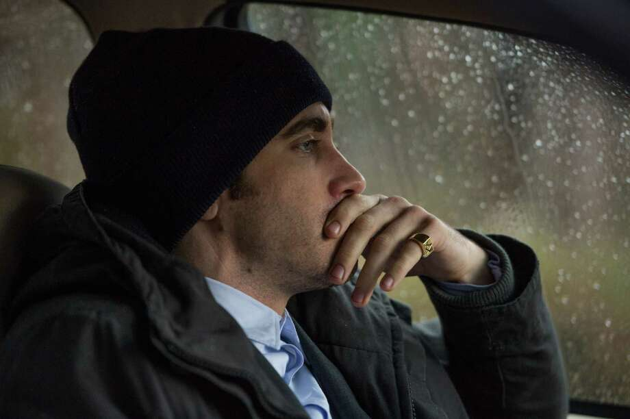 "This image released by Warner Bros. Pictures shows Jake Gyllenhaal in a scene from ""Prisoners."" (AP Photo/Warner Bros. Pictures, Wilson Webb) ORG XMIT: NYET947 Photo: Wilson Webb / Warner Bros. Pictures"