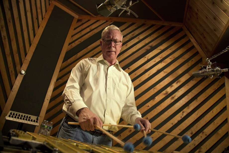 """In an undated handout photo, Grammy Award-winning jazz vibraphonist Gary Burton. Burton has a new autobiography, """"Learning to Listen,"""" that will be published in September of 2013. (Jimmy Katz via The New York Times)  -- NO SALES; FOR EDITORIAL USE ONLY WITH STORY SLUGGED BOOK JAZZ ROCK PIONEER ADV25 BY NATE CHINEN. ALL OTHER USE PROHIBITED. -- PHOTO MOVED IN ADVANCE AND NOT FOR USE - ONLINE OR IN PRINT - BEFORE AUG. 25, 2013. ORG XMIT: XNYT68 Photo: JIMMY KATZ / JIMMY KATZ"""