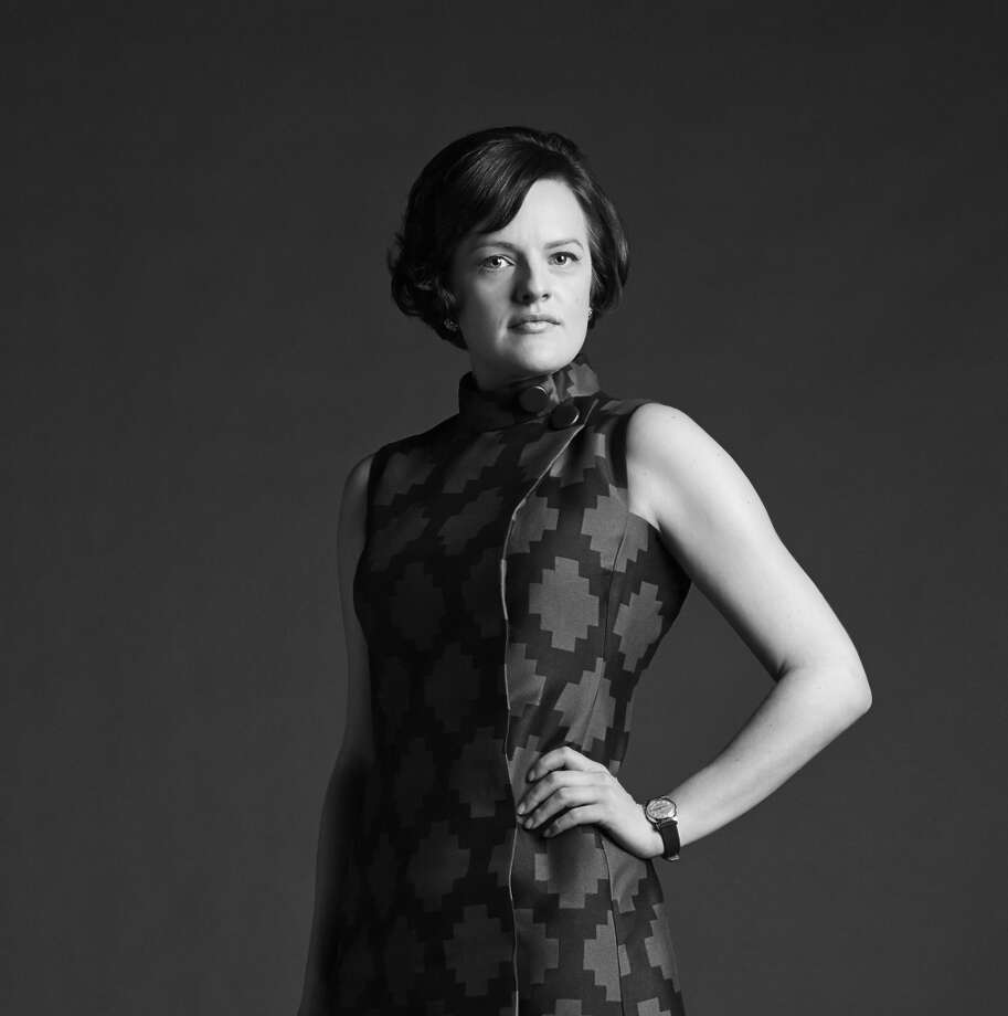 Peggy Olson (Elisabeth Moss) - Mad Men_Season 6, Gallery - Photo Credit: Frank Ockenfels/AMC Photo: Frank Ockenfels/AMC