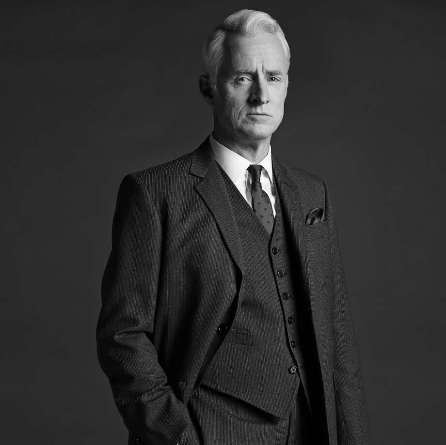 Roger Sterling (John Slattery) - Mad Men_Season 6, Gallery - Photo Credit: Frank Ockenfels/AMC Photo: Frank Ockenfels/AMC