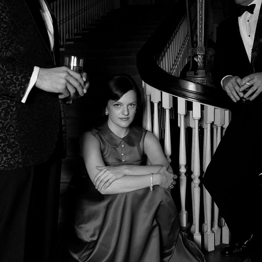 Peggy Olson (Elisabeth Moss) - Mad Men - Season 6 - Teaser Gallery - Photo Credit: Frank Ockenfels/AMC Photo: Frank Ockenfels/AMC