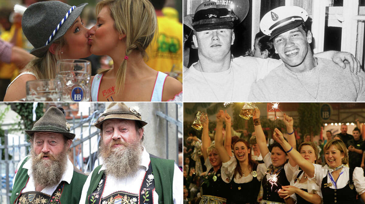 It's mid-September, and you know what that means -- Oktoberfest comes again. Germans begin their annual bacchanal Saturday. Take a look at Oktoberfests past.