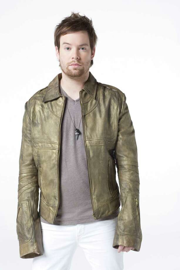 American Idol winner David Cook was born in Houston but doesn't remember the city very well. He's hoping to reconnect with his roots during a local stop on the Idols tour. He grew up in Blue Springs, MO. Photo courtesy of 19 Entertainment / handout email