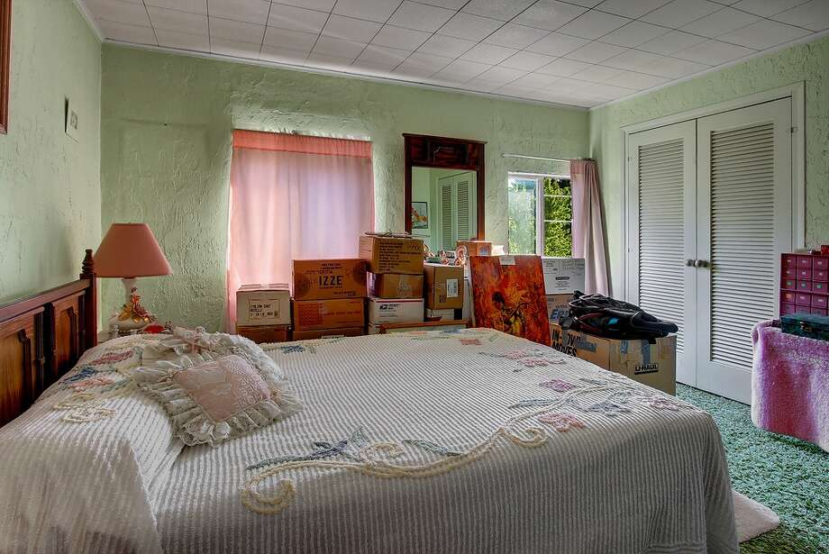 Bedroom of 2216 N.W. 63rd St. It's listed for $424,950. Photo: Redfin