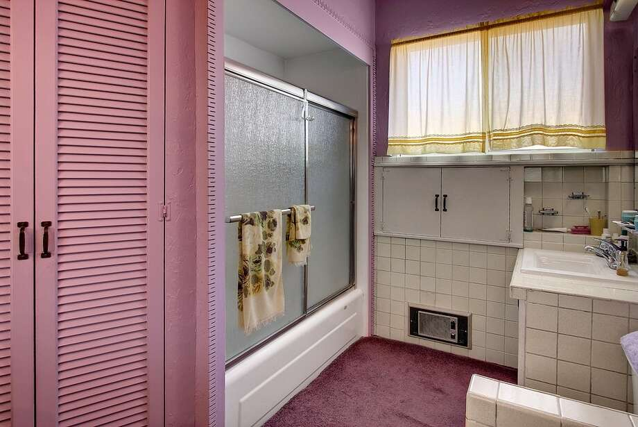Bathroom of 2216 N.W. 63rd St. It's listed for $424,950. Photo: Redfin