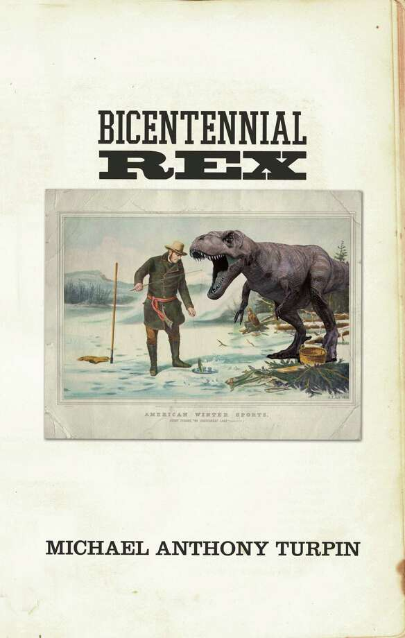"""Bicentennial Rex"" is the second book by Mike Turpin. Turpin will speak at the New Canaan Library on Sept. 26 at 7:00 p.m. Photo: Contributed"