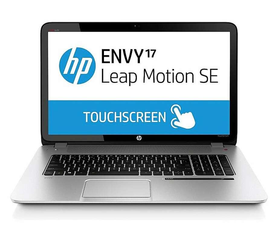 HP ENVY Leap Motion SE Photo: Hewlett-Packard