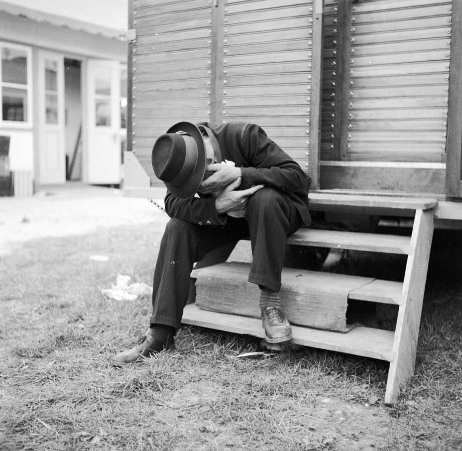 An early casualty of the Munich Oktoberfest. Photo: Three Lions, Getty Images / Hulton Archive