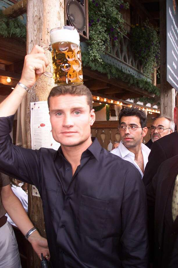Revelers enjoy Oktoberfest. Photo: Franziska Krug, Getty Images / German Select