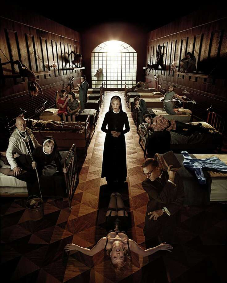 American Horror Story: Asylum. Photo: FX