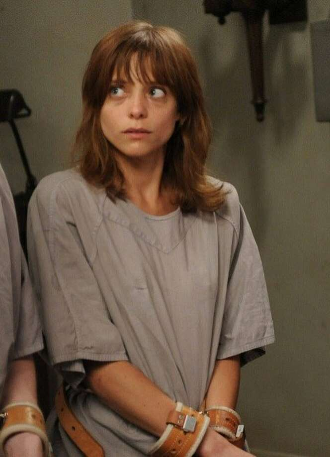 Lizzie Brochere as Grace in American Horror Story: Asylum. Photo: FX