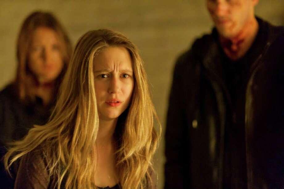 Taissa Farmiga as Violet in American Horror Story: Murder House (Season 1).  Photo: PRASHANT GUPTA, FX
