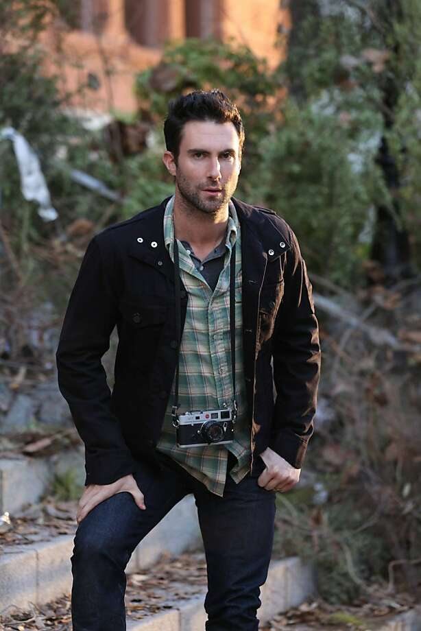 Adam Levine as Leo in American Horror Story: Asylum. Photo: FX