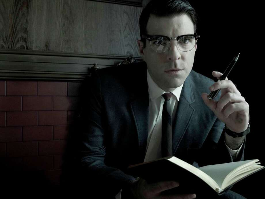 Zachary Quinto as Dr. Oliver Thredson on American Horror Story.  Photo: FX