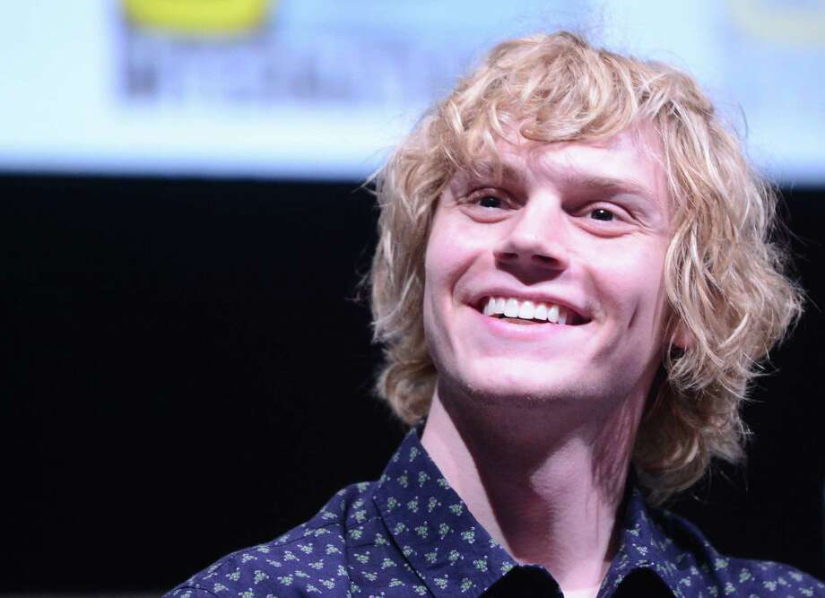 Actor Evan Peters, who played Kyle on 'American Horror Story.' Photo: Albert L. Ortega, Getty Images / 2013 Albert L. Ortega