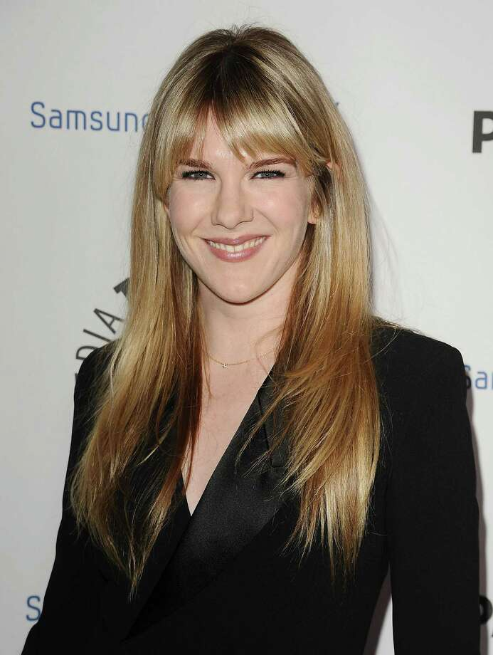 Lily Rabe, 2013. Her next big project: Playing Commander Lyme in the third Hunger Games movie (Mockingjay).  Photo: Jason LaVeris, Getty Images / 2013 Jason LaVeris